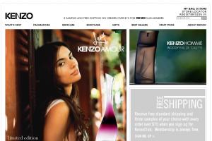 Kenzo screenshot.