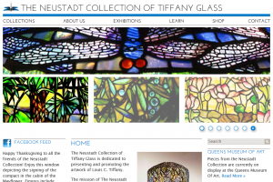 The Neustadt Collection screenshot.